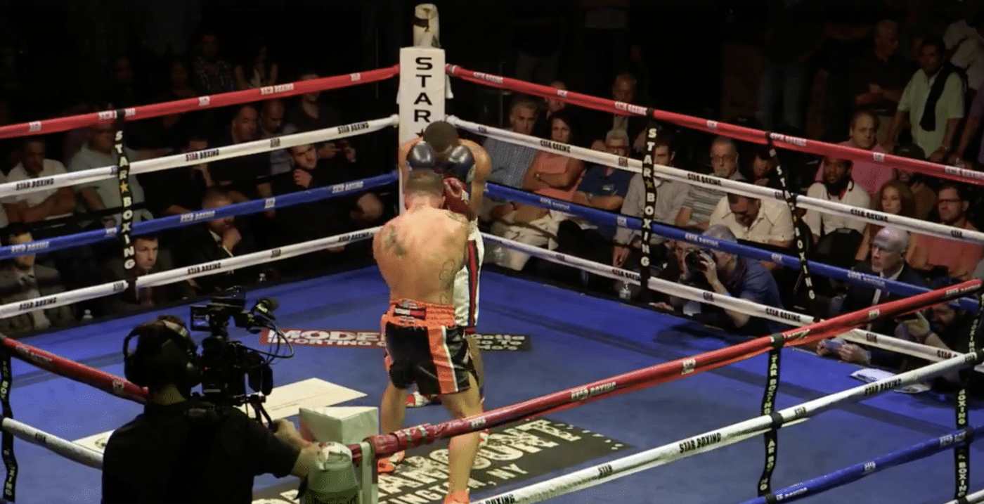 ASL Productions Livestreams Boxing Matches for Rockin' Fights 27